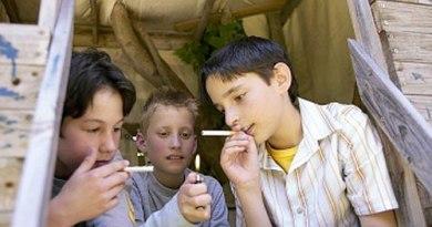 Сигареты – только с 21 года: подросткам запрещено не только курить, но и хранить сигареты.