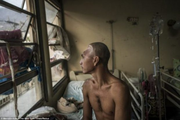 Вот какие ужасы происходят в клиниках Венесуэлы