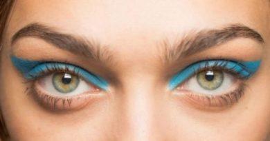 Модный макияж лета 2016: омбре стрелки. Пошаговый урок