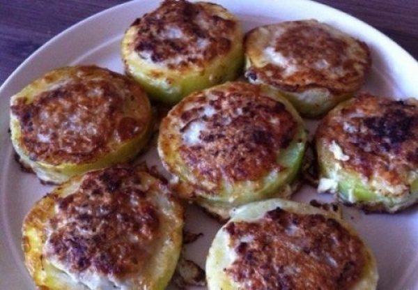5 вкусных блюд из кабачков