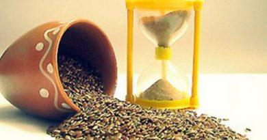 Семя льна поможет очистить кишечник раз и навсегда!