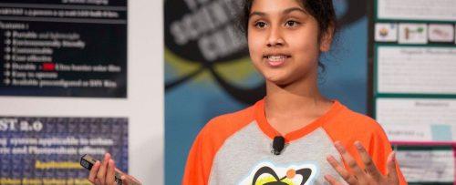 13-летняя школьница придумала способ получения экологически чистой энергии при помощи устройства за $5