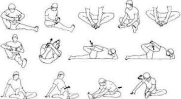 Топ-6 упражнений, которые избавят Вас от боли в ногах и ступнях!!!
