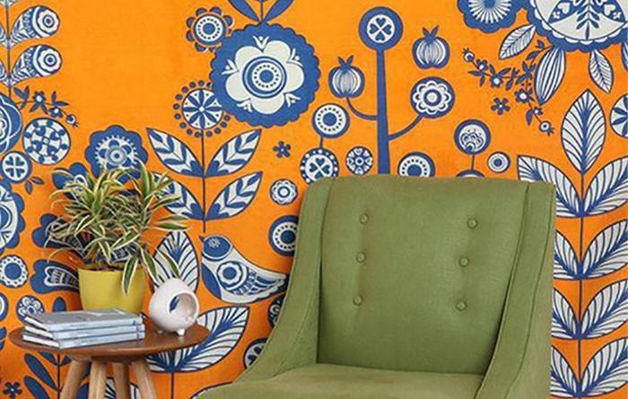Рисунки на стенах: как при помощи кисти и красок изменить и преобразить свой дом