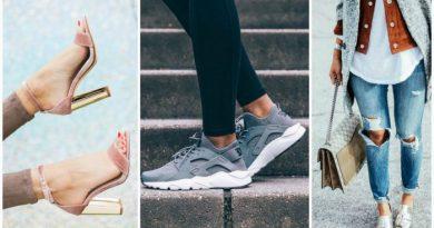 Модные обувные новинки этого сезона