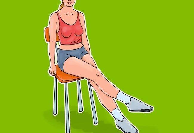 Упражнения для плоского живота и тонкой талии