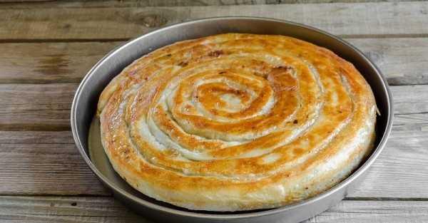 Как приготовить сочный пирог из лаваша с мясом