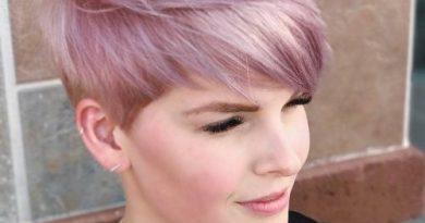 12 стильных идей стрижки пикси для густых и для тонких волос