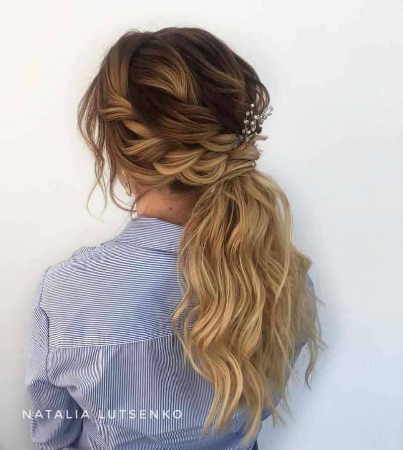 прически для длинных волос фото 12