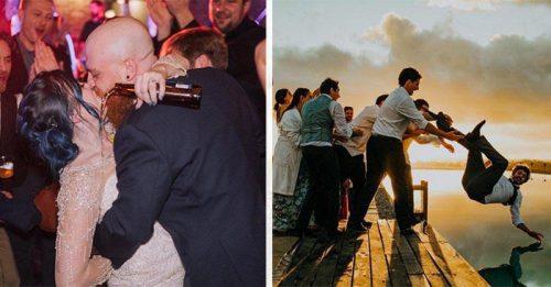 18 раз люди успели сделать фотографии в нужный момент и теперь у них есть крутые снимки