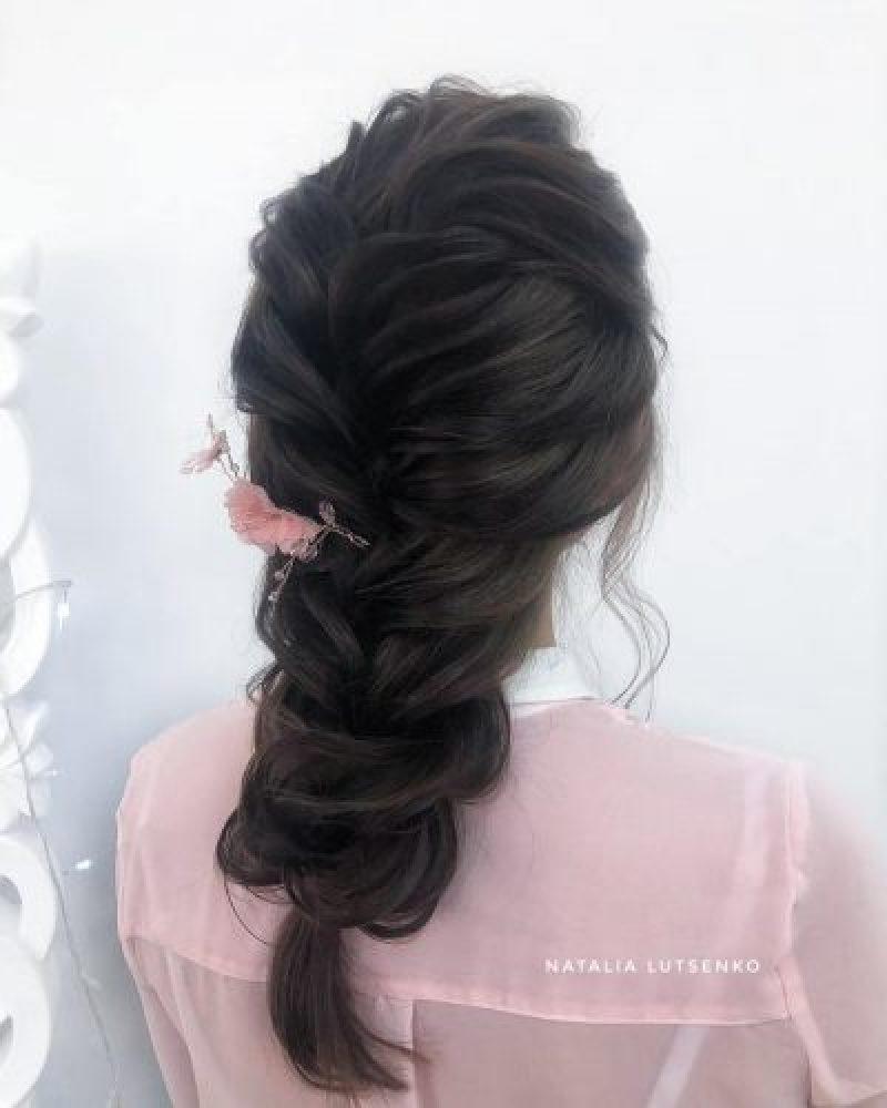 прически для длинных волос фото 3