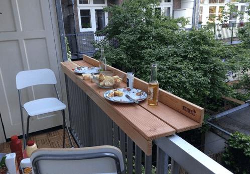 17 ярких идей для вашего балкона — Дом. Ремонт. Дизайн