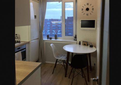Как вам такая маленькая кухня? — Дом. Ремонт. Дизайн