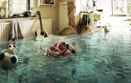 5 вещей, которые мы с мужем узнали о минимализме, когда нашу квартиру затопило