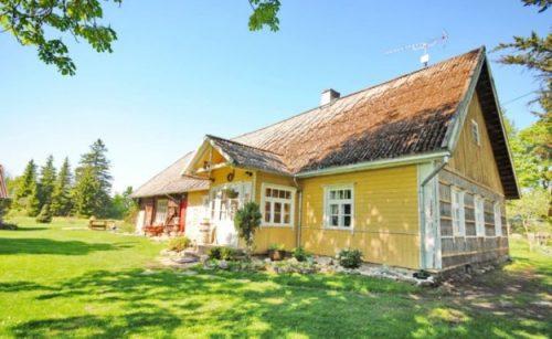 Хозяева отремонтировали 90-летний дом — Дом. Ремонт. Дизайн