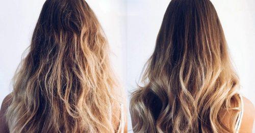 Домашняя маска для волос: поможет даже самым сухим волосам