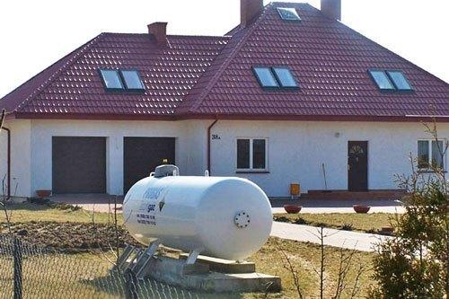 Источник автономного газа для дома — Дом. Ремонт. Дизайн