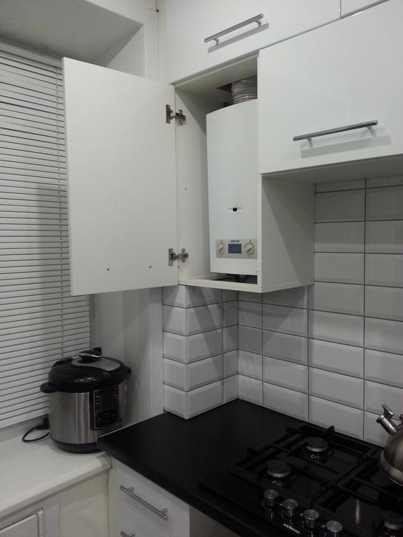 Моя новая кухня!