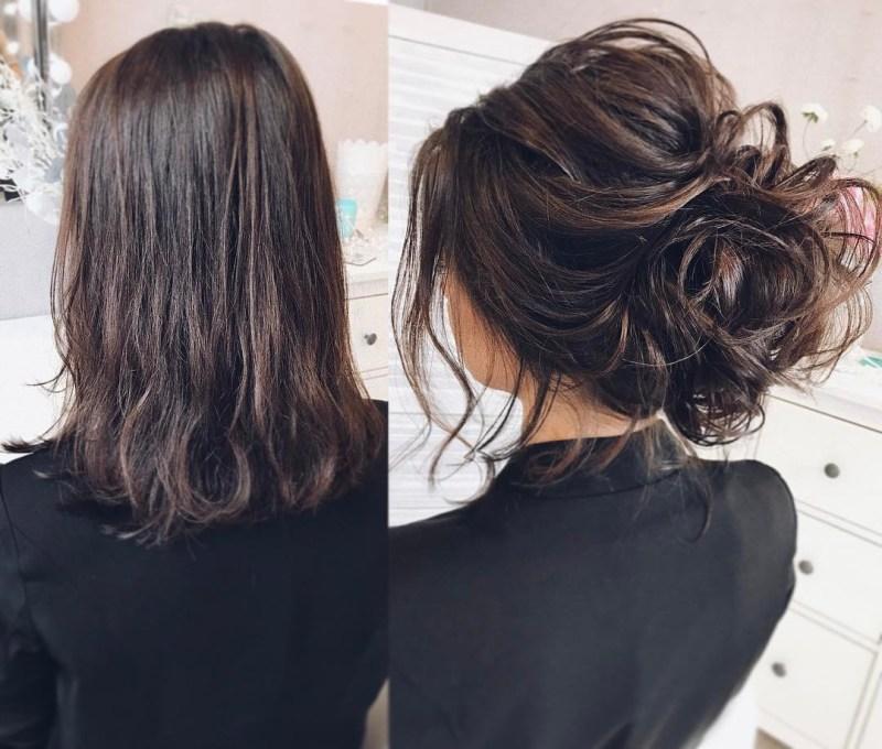 прически для коротких волос фото 4