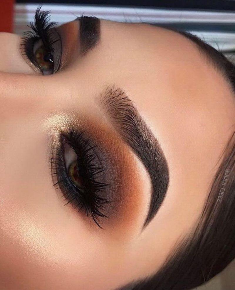 красивые идеи макияжа 2019 фото 8