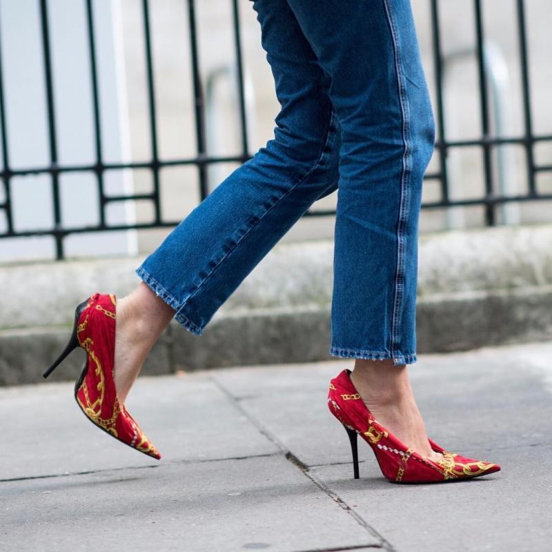 модные туфли лета фото 9