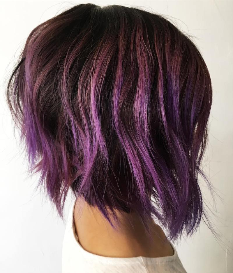 Мелирование на короткие волосы фото 19