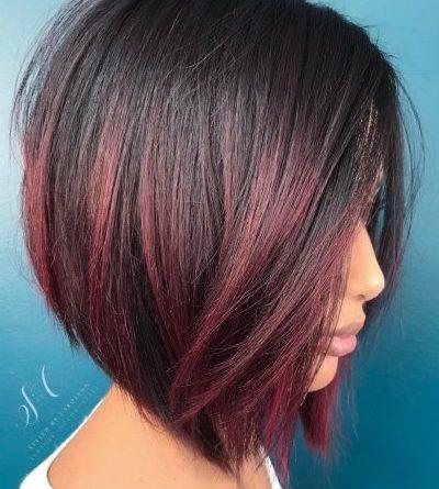 23 эффектных коротких стрижек для рыжих волос