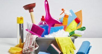 Как  поддерживать порядок в доме и не уставать при этом
