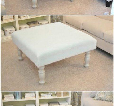 Простые переделки мебели, которые заслуживают внимания