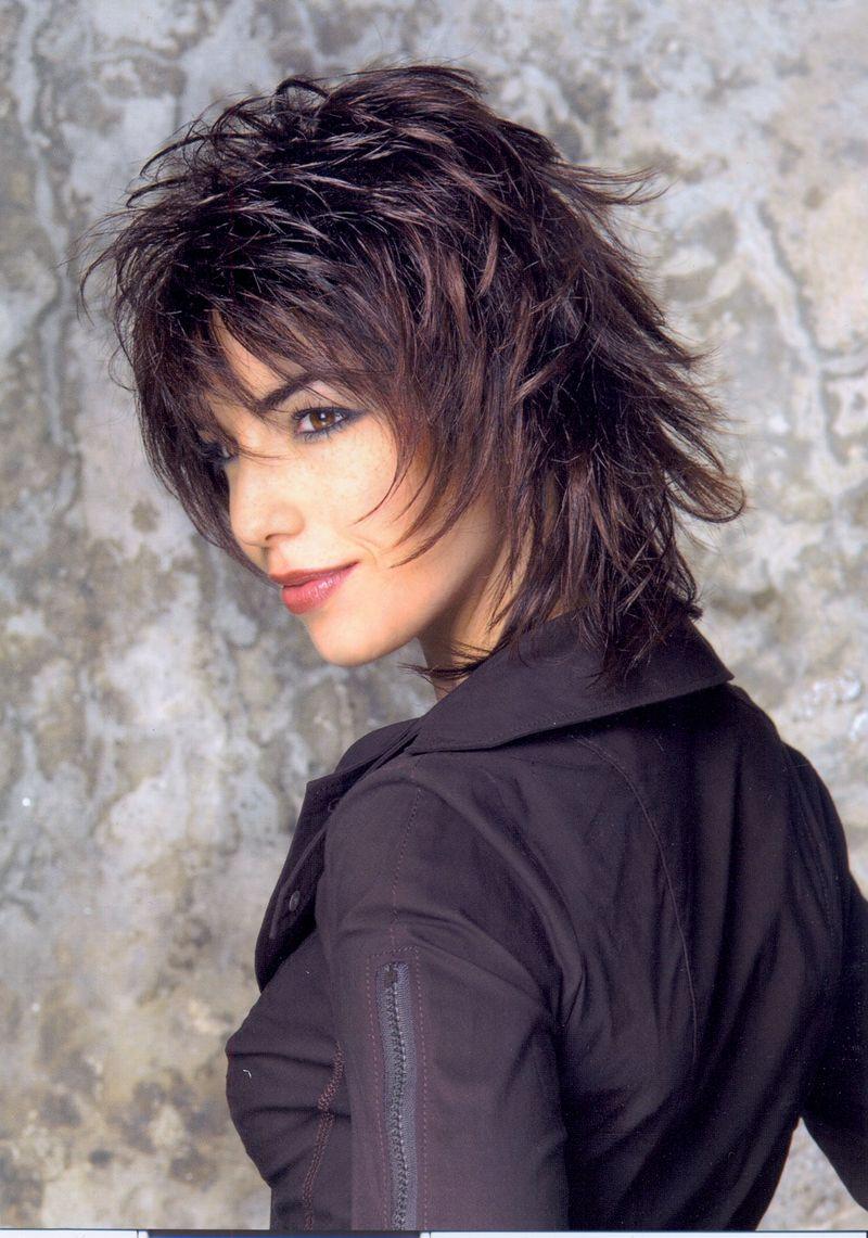 Рапсодия на короткие волосы фото 4