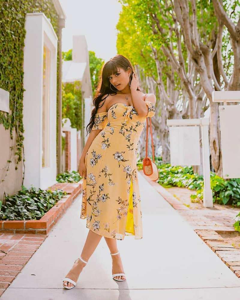 Летние платья и сарафаны 2019 фото 11