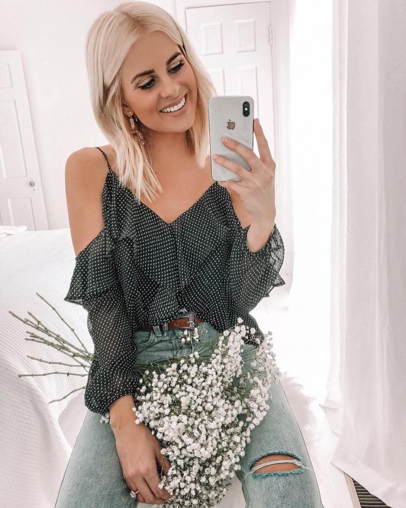 летние блузки фото 10