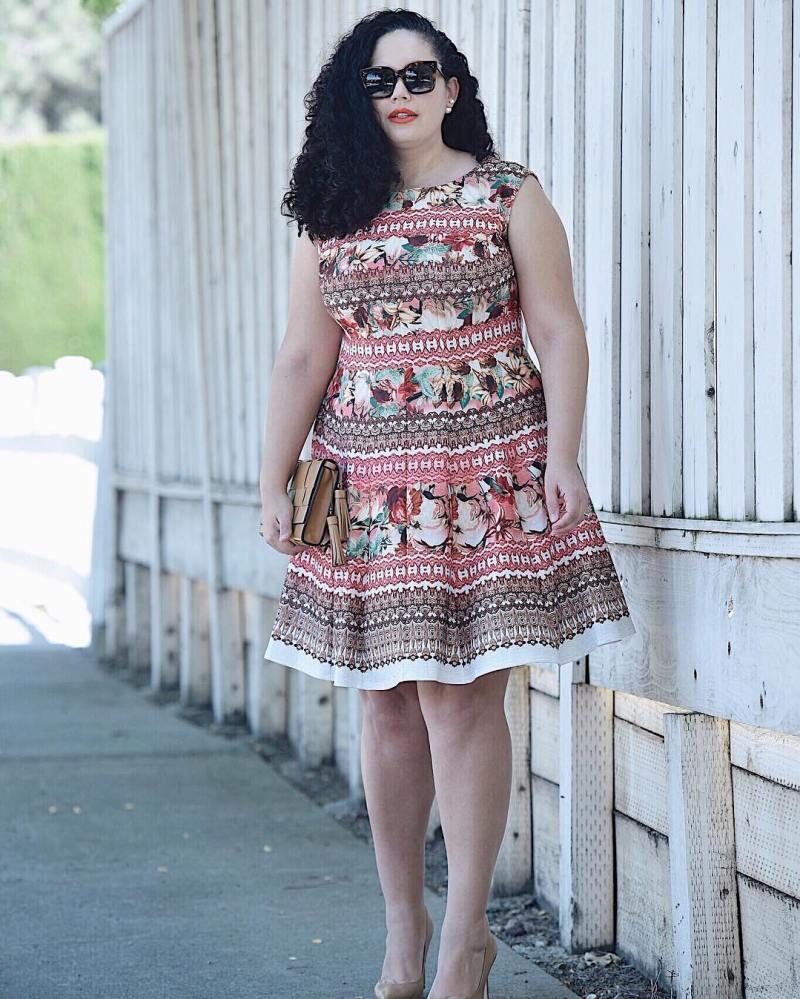 Платье с юбкой солнце фото 4