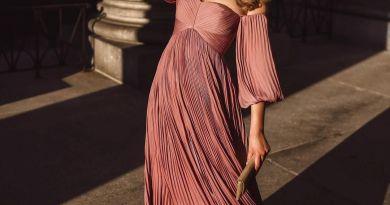 Летние вечерние платья: 7 очаровательных фасонов