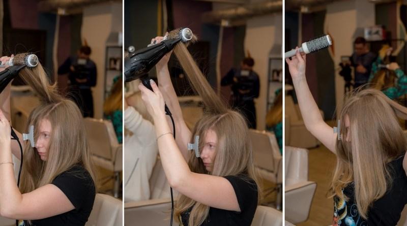 Укладка волос феном: виды, советы, правила
