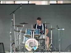 Bubeník nástroje Snahy