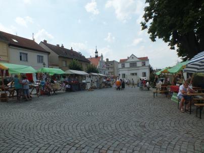 Horní část náměstí