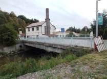 Most u pivovaru (není součástí městské investice)