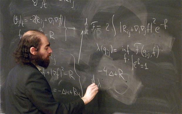 Математик Перельман признался, что умеет управлять Вселенной