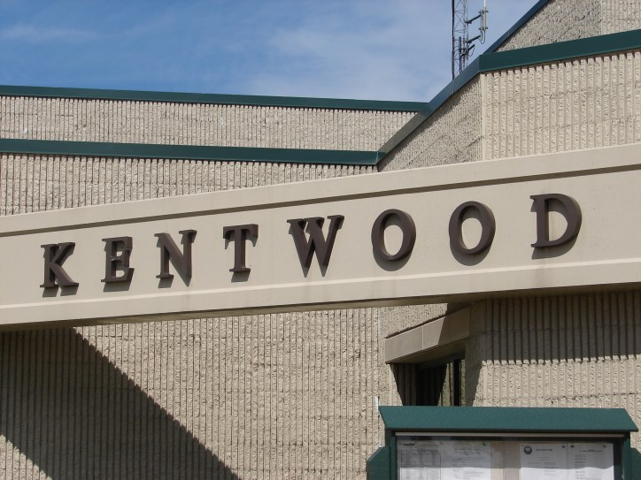 Front of Kentwood City Hall