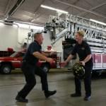 Firefighting Female @1