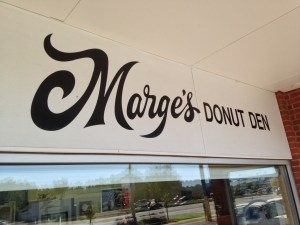 Exterior Marge's