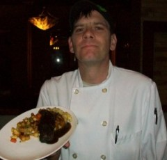 Bar Divani Executive Chef Jeff Baird presents his signature dish for Cool Brews. Hot Eats.