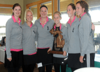 South Christian girls golf team is headed to their 16th straight State Finals