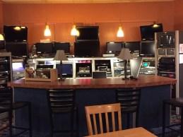 Master Control Diner