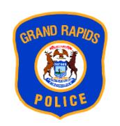 Grand Rapids Police Shield