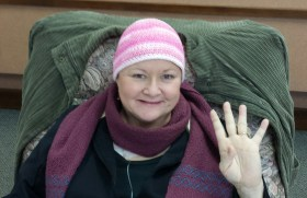 Round four out of six chemo treatments. Every treatment has different affects on my body. I'm told that's 'normal'.