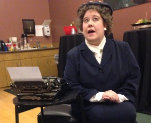 """The Inside Dish on """"The Mousetrap"""" - suspense!"""