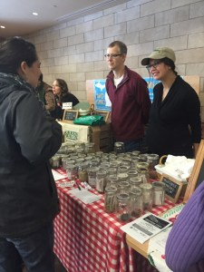 The second annual seed exchange educates the community about saving heirloom seeds.