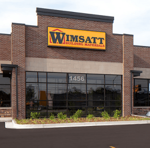 The new Wimsatt building off of 28th St.